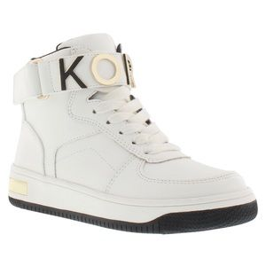 Michael Kors girls Tatum Edyn high top sneakers